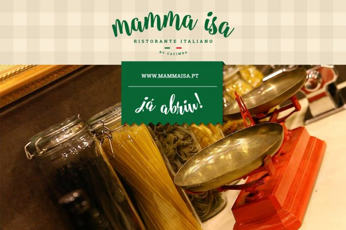 volupio publicidade viseu restaurante italiano mammaisa