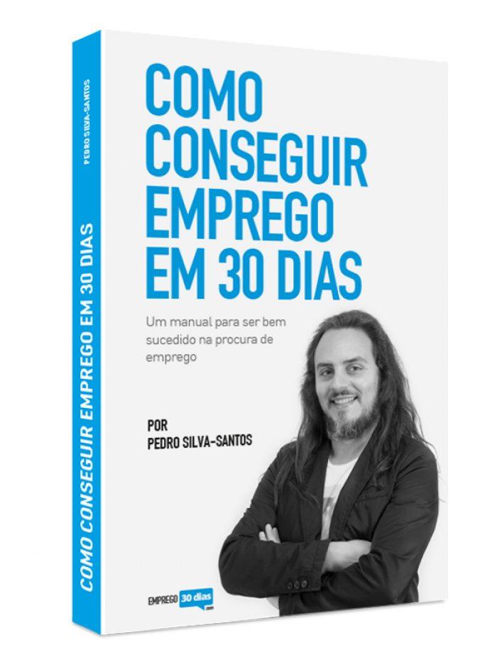 volupio publicidade viseu Paginação de livro - Como conseguir emprego em 30 dias