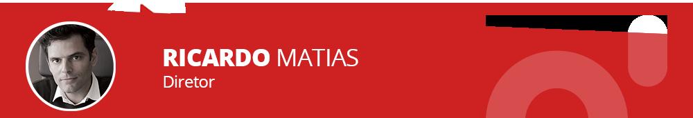 Assinatura Ricardo Matias Volupio