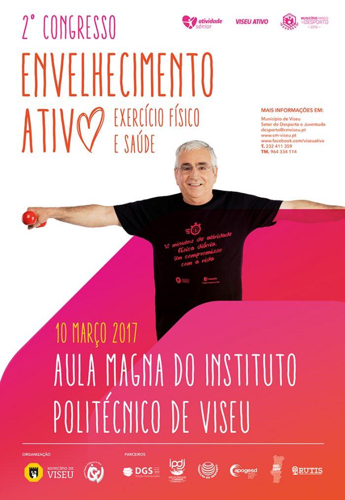 cmv folheto congresso envelhecimento ativo Volupio Viseu publicidade marketing comunicação