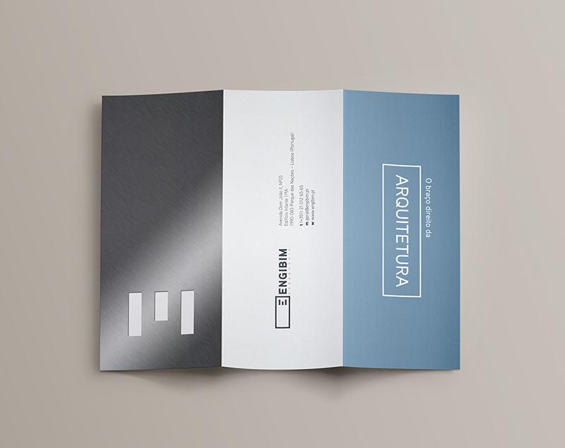 Criámos a imagem e website para a Engibim