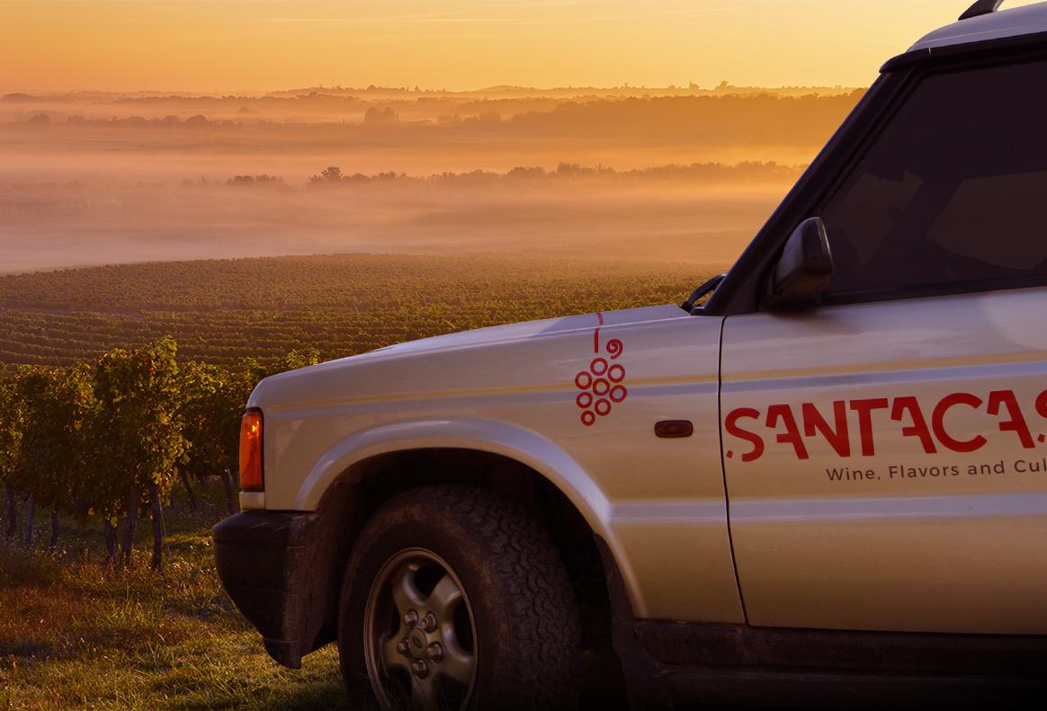 A Santacastta queria divulgar os serviços de turismo de forma criativa